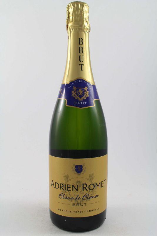 Adrien Romet - Blanc De Blancs Brut Ml. 750 Divine Golosità Toscane