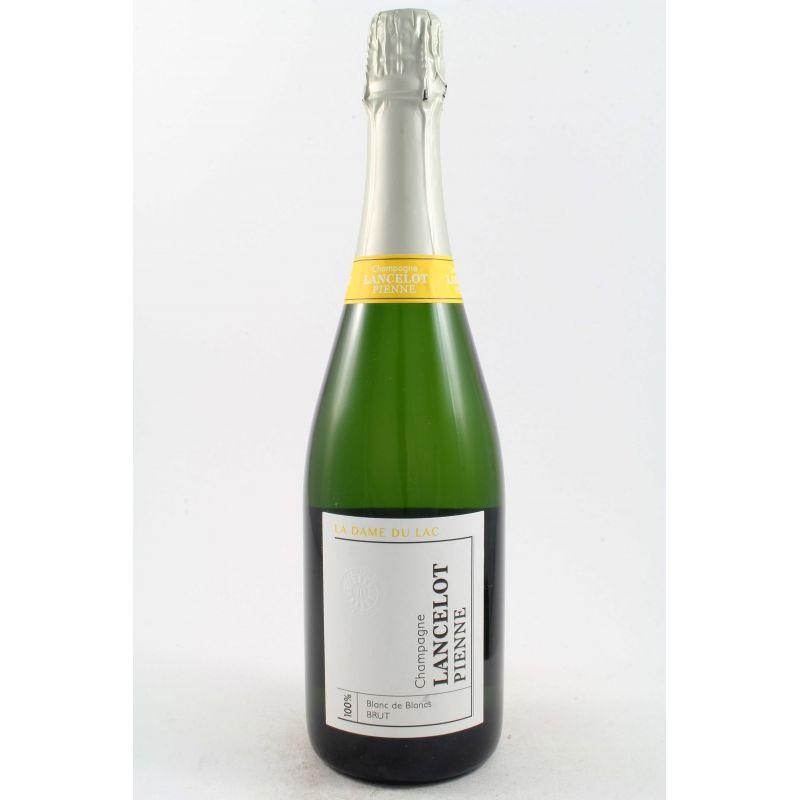 """Lancelot Pienne - Champagne Blanc De Blancs """"La dame du lac brut"""" Ml. 750 - Divine Golosità Toscane"""
