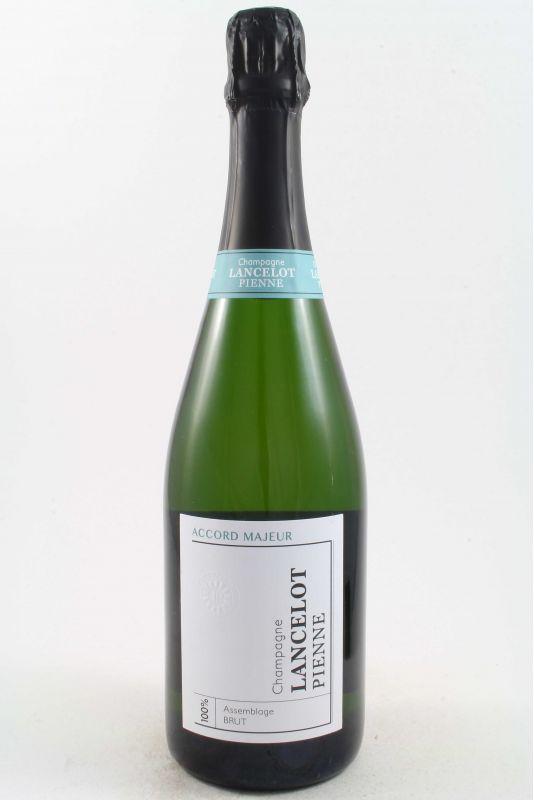 """Lancelot Pienne - Champagne cuvée """"accord majeur"""" brut Ml. 750 - Divine Golosità Toscane"""