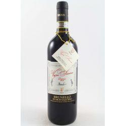 """Tiezzi - Brunello Di Montalcino """"Vigna Soccorso"""" Riserva 2015 Ml. 750 - Divine Golosità Toscane"""