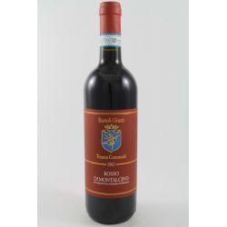 Bartoli Giusti - Rosso di Montalcino 2012 Ml. 750 Divine Golosità Toscane