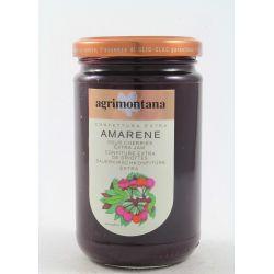 Agrimontana Confettura Extra Di Amarene Gr. 350 Divine Golosità Toscane