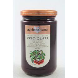 Agrimontana Confettura Extra Di Visciolata Gr. 350 Divine Golosità Toscane