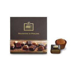 Slitti Assorted Praline Box 9 Pieces Gr. 90 Divine Golosità Toscane