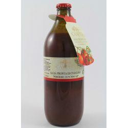 Campisi Ready-Made IGT Pachino Cherry Tomato Sauce Gr. 660 Divine Golosità Toscane