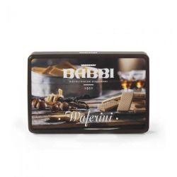 Babbi Delicious Wafers With Vanilla And Hazelnut Cream Gr. 250 Divine Golosità Toscane