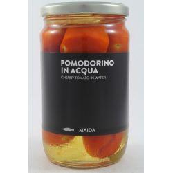 Maida Cherry Tomato In Water Gr 680 Divine Golosità Toscane