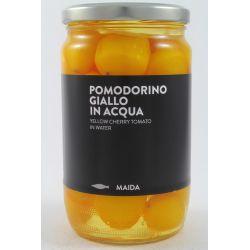 Maida Pomodorino Giallo In Acqua Gr 680 Divine Golosità Toscane