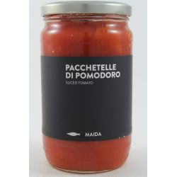 Maida Sliced Tomato Gr 680 Divine Golosità Toscane
