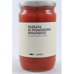 Maida Passata Di Pomodoro Bio Gr 680 Divine Golosità Toscane
