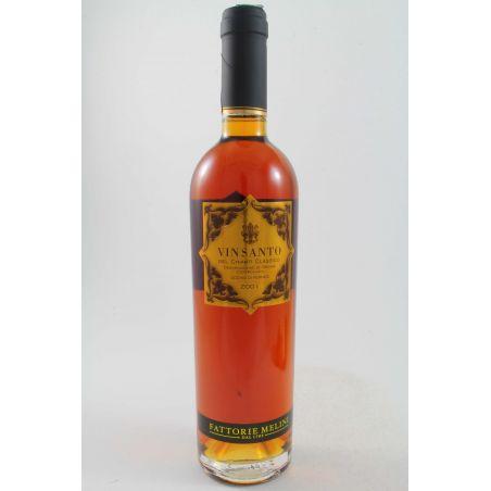 Melini - Vin santo Chianti Classico Occhio Di Pernice 2001 Ml. 500 Divine Golosità Toscane