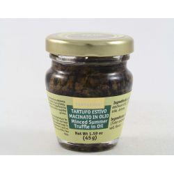 T&C Minced Summer Truffle In Oil Gr. 45 Divine Golosità Toscane