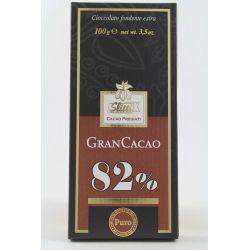 Slitti Tavoletta Gran Cacao 70% Ecuador Gr. 100 Divine Golosità Toscane