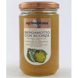 Agrimontana Marmellata Bergamotto Con Scorza gr. 350 Divine Golosità Toscane