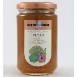 Agrimontana Confettura Extra Di Fichi gr. 350 Divine Golosità Toscane
