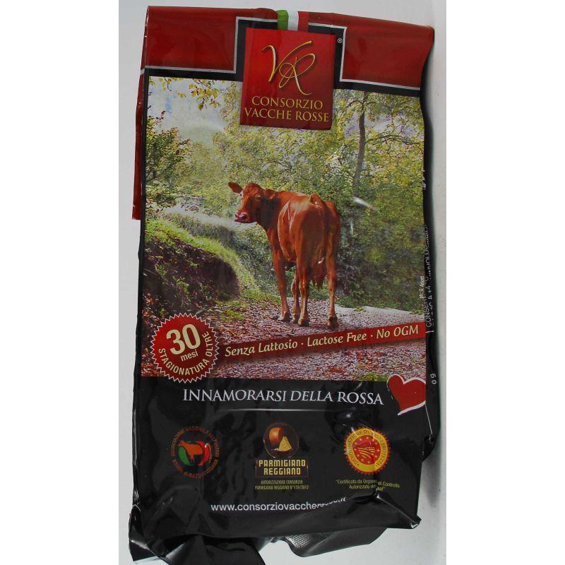 Parmigiano Della Vacche Rosse Reggiana 30 Mesi Kg. 1,194 Divine Golosità Toscane