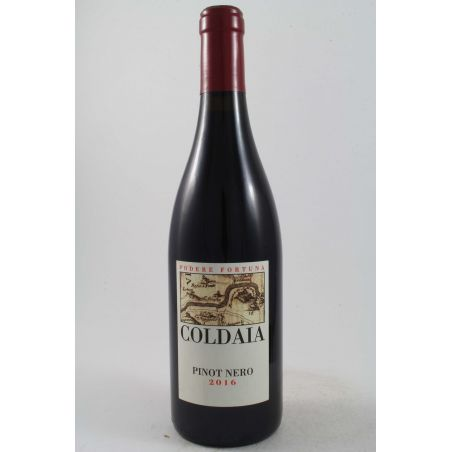 Podere Fortuna - Coldaia Pinot Nero 2016 Ml. 750 Divine Golosità Toscane