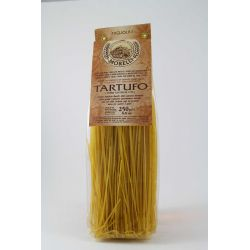 Antico Pastificio Morelli Pasta With Wheat Germ And Truffle Linguine Gr. 250 Divine Golosità Toscane
