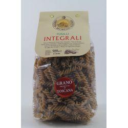 Antico Pastificio Morelli Pasta Of Durum Whole Wheat Semolina Fusilli Gr. 500 Divine Golosità Toscane