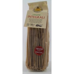 Antico Pastificio Morelli Pasta Of Durum Whole Wheat Semolina Linguine Gr. 500 Divine Golosità Toscane