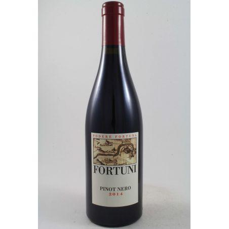 Podere Fortuna - Fortuni Pinot Nero 2014 Ml. 750 Divine Golosità Toscane