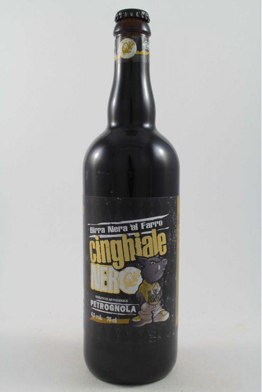 Petrognola Le Magnifice Birra Nera Al Farro Cinghiale Nero Ml. 750 Divine Golosità Toscane