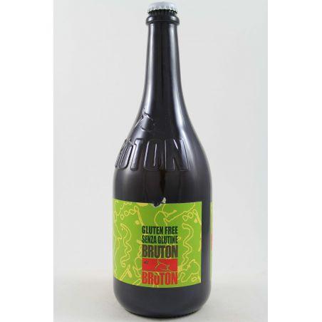 Bruton Birra Gluten Free Ml. 750 Divine Golosità Toscane