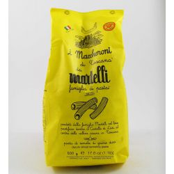 Pasta Martelli Durum Wheat Semolina Maccheroni Toscani Gr. 500 Divine Golosità Toscane