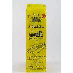 Martelli Durum Wheat Semolina Spaghettini Gr. 500 Divine Golosità Toscane