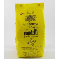 Martelli Durum Wheat Semolina Pasta Penne Gr. 500 Divine Golosità Toscane