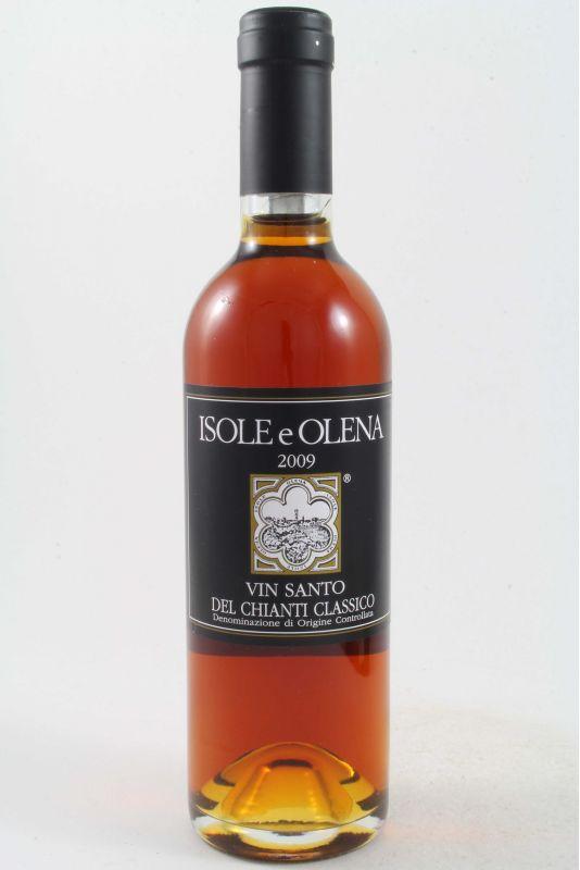 Isole E Olena - Vin Santo 2009 Ml. 375 Divine Golosità Toscane