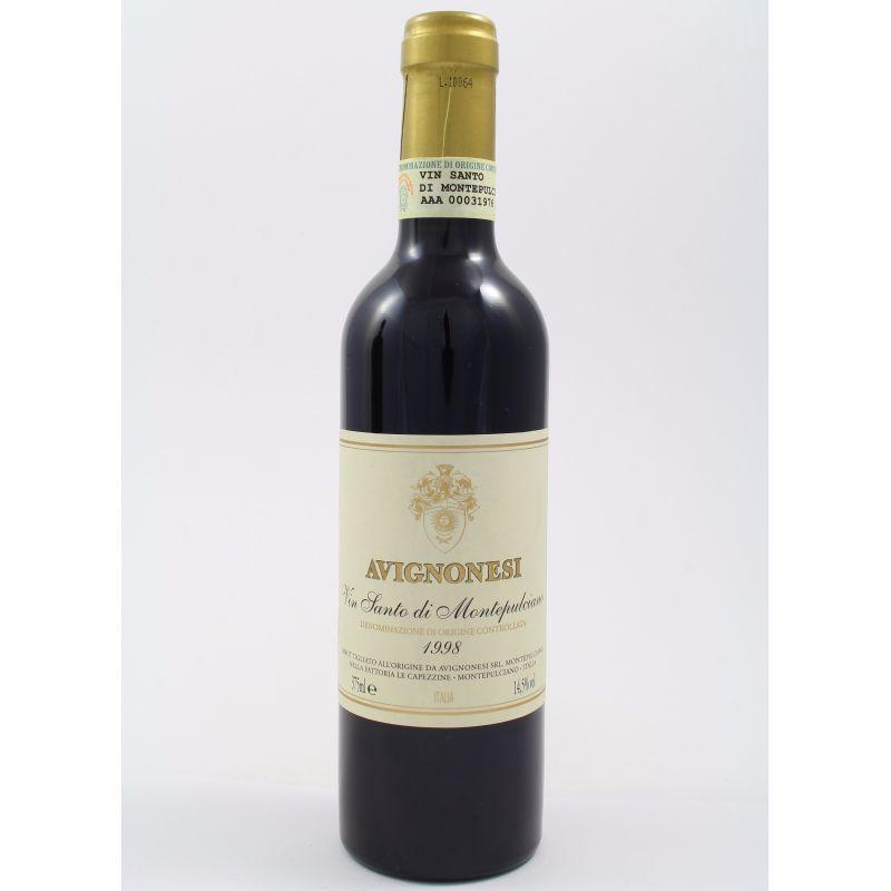 Avignonesi - Vin Santo 1998 Ml. 375 Divine Golosità Toscane