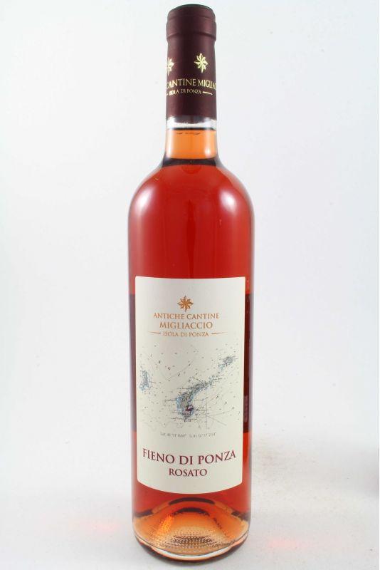 Antiche Cantine Migliaccio - Rosato Fieno Di Ponza 2018 Ml. 750 Divine Golosità Toscane