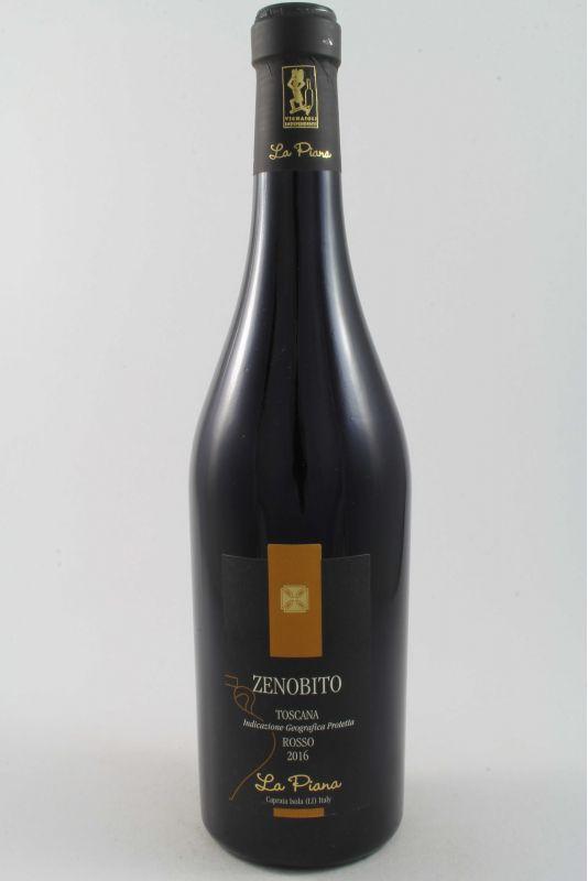 La Piana - Zenobio In Anfora Bio 2017 Ml. 750 Divine Golosità Toscane