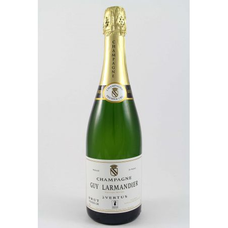 Guy Larmandier - Champagne Brut Premier Cru A Vertus Ml. 750 - Divine Golosità Toscane