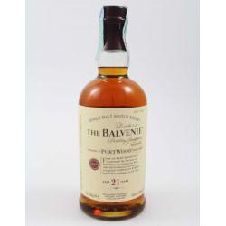 The Balvenie - PortWood 21 YO Single Malt Scotch Whisky Ml. 700 Divine Golosità Toscane