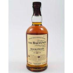 The Balvenie - DoubleWood 12 YO Single Malt Scotch Whisky Ml. 700 Divine Golosità Toscane