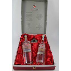 Attems - Scatola Grappa Di Ribolla Gialla E Distillato Di Sauvignon Ml. 700 Divine Golosità Toscane