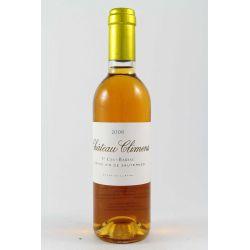 Chateau Climens - Sauternes Climens 1 Cru Barsac 2006 Ml. 375 Divine Golosità Toscane