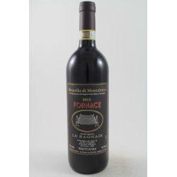 Le Ragnaie - Brunello Di Montalcino Fornace 2015 Ml. 750 Divine Golosità Toscane