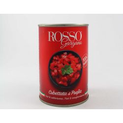 Futuragri Rosso Gargano Cubettata Di Puglia Gr. 250 Divine Golosità Toscane