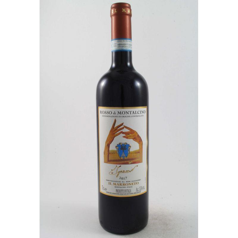 Il Marroneto - Rosso di Montalcino Ignaccio 2017 Ml. 750 Divine Golosità Toscane