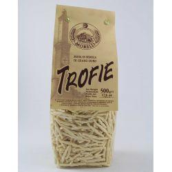 Antico Pastificio Morelli Pasta Of Durum Wheat Semolina Trofie Gr. 500 Divine Golosità Toscane