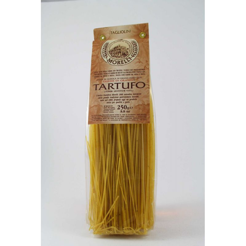 Antico Pastificio Morelli Tagliolini Al Tartufo Gr. 250 Divine Golosità Toscane