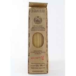 Antico Pastificio Morelli Pasta Of Durum Wheat Semolina Spaghetti 500 Gr Divine Golosità Toscane