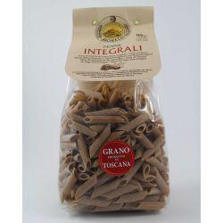 Antico Pastificio Morelli Pasta Of Durum Whole Wheat Semolina Penne Gr. 500 Divine Golosità Toscane