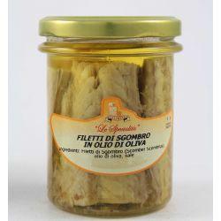 Colimena Filetto Di Sgombro In Olio Di Oliva Gr. 180 Divine Golosità Toscane