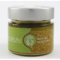 Scyavuru Pesto Di Pistacchi Gr. 160 Divine Golosità Toscane