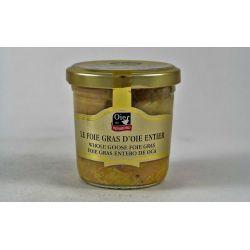 Le Foie Gras D'oie Entier Gr. 90 Divine Golosità Toscane