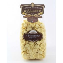 La Fabbrica Della Pasta Orecchiette Di Gragnano IGT Gr. 500 Divine Golosità Toscane